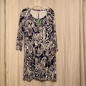 Lily Pulitzer Zebra Dress